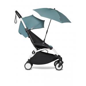 Babyzen - BU373 - YOYO2 poussette pratique légère et transportable avec son ombrelle aqua blanc 6+ (421856)