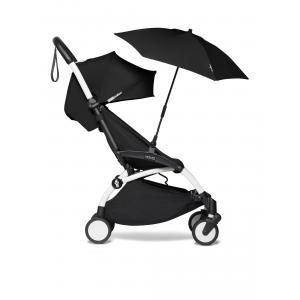 Babyzen - BU377 - Poussette yoyage yoyo2 Babyzen légère avec son ombrelle noir blanc 6+ (421958)