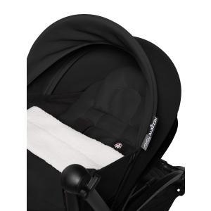Babyzen - BU278 - Poussette YOYO2 utilisable dès la naissance noir cadre noir 0+ (422424)