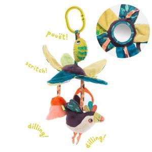 Moulin Roty - 668070 - Suspension feuilles d'activités Dans la jungle (422642)