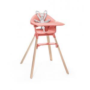 Stokke - 552003 - Stokke® Clikk™ Chaise Haute Corail (422762)