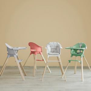 Stokke - 552004 - Chaise haute Stokke® Clikk Haute Blanc (422764)