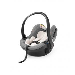 Stokke - 556802 - Siège auto bébé iZi Go Modular™ X1 by BeSafe® Noir Melange (422824)