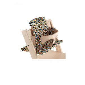 Stokke - 100360 - Tripp Trapp® Classic Coussin Honeycomb Happy (422830)
