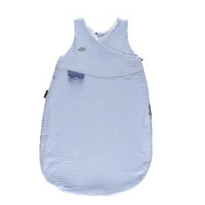 Candide - 105280 - Douillette naissance 72 cm légère lange bleu (422872)