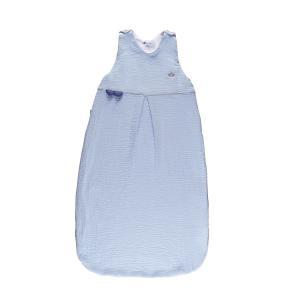 Candide - 115280 - Douillette réglable 80-100 cm légère lange bleu (422878)