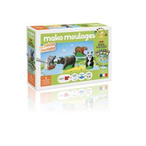 Mako moulages - 39061 - Création poterie« Mes espèces protégées» (422912)