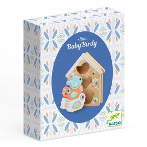 Djeco - DJ06123 - Baby blanc - BabyBirdi (422972)