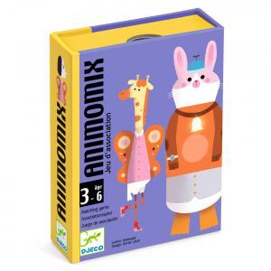 Djeco - DJ05146 - Jeux de cartes - Animomix (422990)