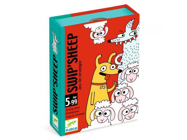 Jeu de cartes swip'sheep