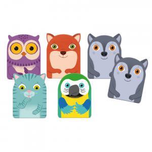 Djeco - DJ05062 - Jeu de cartes des tout-petits Little Family (422994)