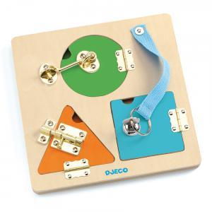 Djeco - DJ06213 - Basic - LockBasic (423056)