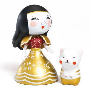 Djeco - DJ06785 - Arty toys - Princesses - Mona & Moon (423092)