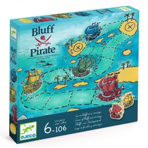 Djeco - DJ08417 - Jeux - Bluff Pirate (423178)