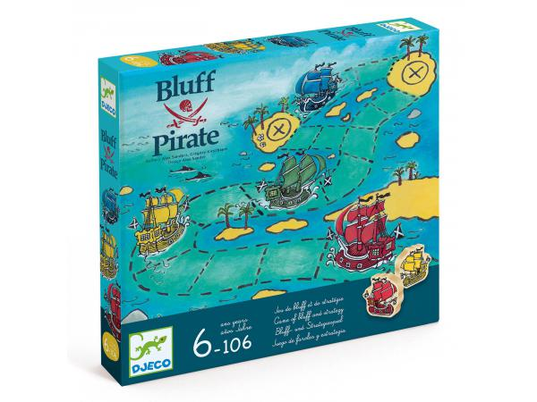 Jeux - bluff pirate