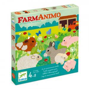 Djeco - DJ08483 - Jeu FarmAnimo (423180)