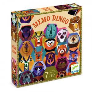 Djeco - DJ08538 - Jeu Memo Dingo (423182)