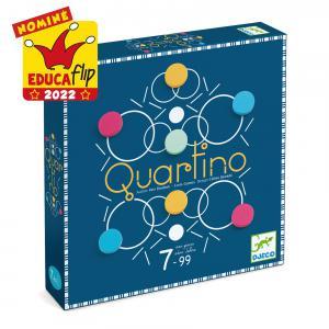 Djeco - DJ08544 - Jeu Quartino (423194)