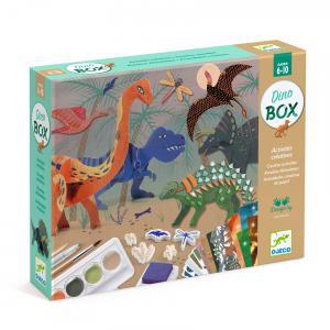 Djeco - DJ09331 - 13 - Le monde des dinosaures (423224)