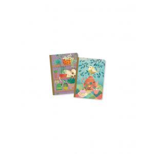 Djeco - DD03590 - Petits carnets - Marie - 2 carnets (423230)
