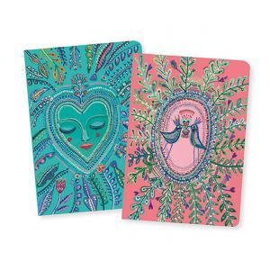 Djeco - DD03593 - Petits carnets - Love Aurélia - 2 carnets (423236)