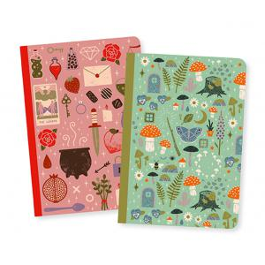 Djeco - DD03594 - Petits carnets - Camille - 2 carnets (423238)