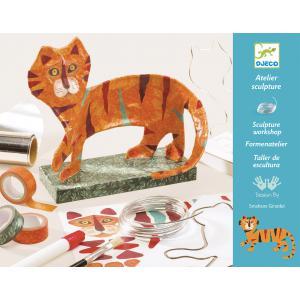 Djeco - DJ09345 - 13 - Le tigre (423460)