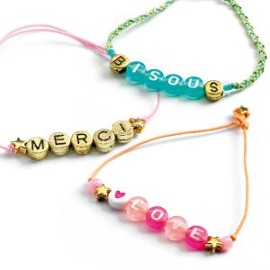 Djeco - DJ09839 - 13 - Perles alphabet (423508)