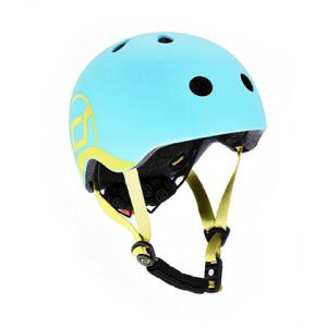 Scoot and Ride - SR-HXXSCW07 - Casque XS - Blueberry - de 45 à 51 cm en périmètre cranien (423626)