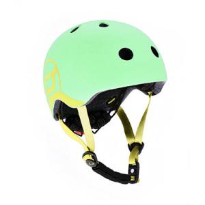 Scoot and Ride - SR-HXXSCW10 - Casque XS - Kiwi - de 45 à 51 cm en périmètre cranien (423632)