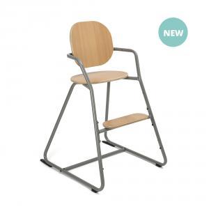 Charlie crane - TIBUTODGREY - Chaise haute TIBU enfant  - Structure Grise (423678)