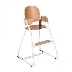 Charlie crane - TIBUWHITE - Ensemble chaise haute TIBU white et baby set (423686)