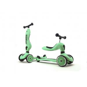 Scoot and Ride - SR-HWK1CW12 - Trottinette 2 en 1 Highwaykick 1 - Kiwi (423752)
