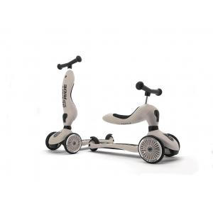 Scoot and Ride - SR-HWK1CW05 - Trottinette 2 en 1 Highwaykick 1 - Beige (423758)