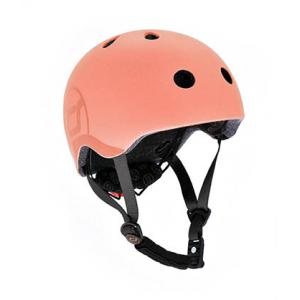 Scoot and Ride - SR-HSCW02 - Casque S - Pêche - de 50 à 55 cm en périmètre cranien (423762)