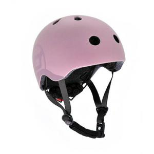 Scoot and Ride - SR-HSCW07 - Casque S - Rose - de 50 à 55 cm en périmètre cranien (423766)