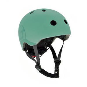 Scoot and Ride - SR-HSCW05 - Casque S - Vert forêt - de 50 à 55 cm en périmètre cranien (423770)