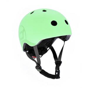 Scoot and Ride - SR-HSCW04 - Casque S -Kiwi - de 50 à 55 cm en périmètre cranien (423774)