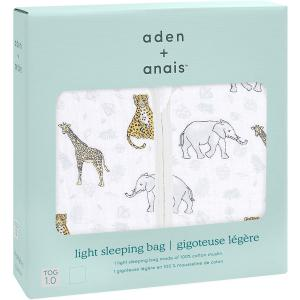 Aden and Anais - ASEC10007 - Gigoteuse Légère Jungle taille 0 - 6 mois (423994)