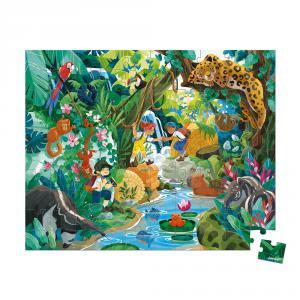 Janod - J02671 - Puzzle aventure incas - 100 pcs (424108)
