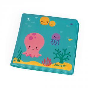 Janod - J04717 - Mon livre de bain magique (424226)