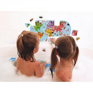 Janod - J04719 - Carte des explorateurs du bain (424228)