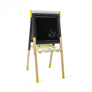 Janod - J09630 - Tableau reglable gris/jaune (424458)