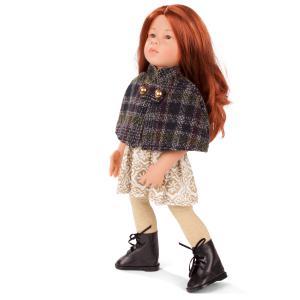 Gotz - 2066767 - Poupée 50 cm Katharina, cheveux rouge, yeux gris pierre (426180)