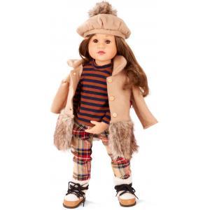 Gotz - 2066464 - Poupée 50 cm Frieda, cheveux châtains, yeux bruns (426186)