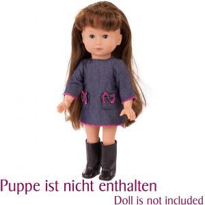 Gotz - 3402987 - Ensemble Just Like Me, Freizeit, 7 pièces pour poupées de 27 cm (426236)
