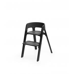 Stokke - 349705 - Chaise haute enfant Steps chêne noir (426322)