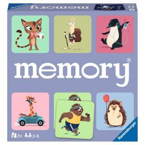 Ravensburger - 20614 - Grand memory® - Le monde sauvages des animaux (426364)