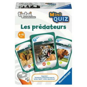Ravensburger - 00055 - tiptoi® - Mini Quiz - Les prédateurs (426376)