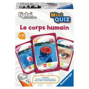 Ravensburger - 00053 - tiptoi® - Mini Quiz - Le corps humain (426378)